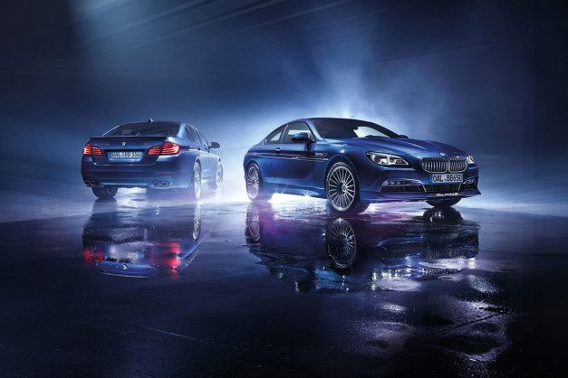 Alpina reveals Edition 50 models to celebrate 50 years of tuning BMWs in the UK