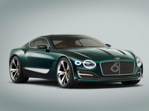 Report: Bentley in no hurry with making a business case for production EXP 10 Speed 6