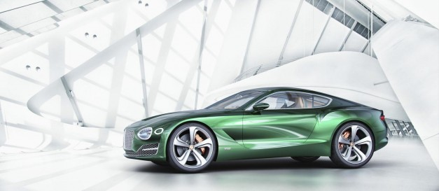 Report: The Bentley EXP 10 Speed 6 Concept nudges a bit closer towards production