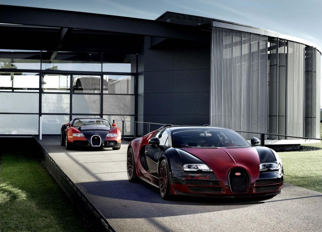 2015 Geneva: Bugatti's revealed their last Veyron and sends the model off into history