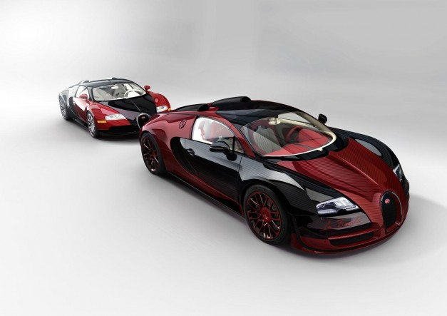 Report: Bugatti's new Veyron successor to have a higher top speed than the Veyron