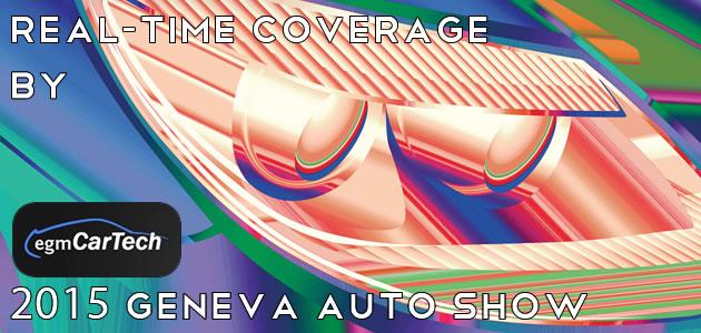 2015 Geneva Auto Show Banner