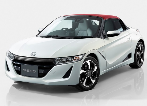 Honda S660 roadster launches in Japan this week