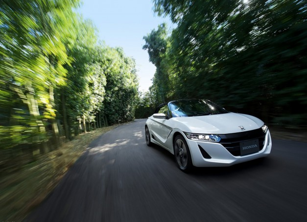 Report: Honda's S660 could gain a Type-R variant and a new S1000 is possible