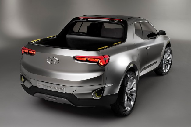 Report: Hyundai on the brink of approving new subcompact crossover and pickup for production