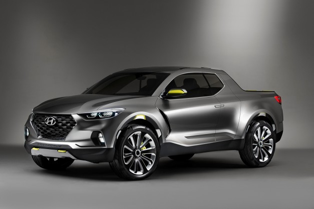 Report: Hyundai's first pickup won't be ready until after 2020, if it gets approved