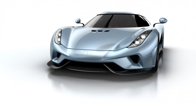 2015 Geneva: The Koenigsegg Regera with 1,500hp goes live