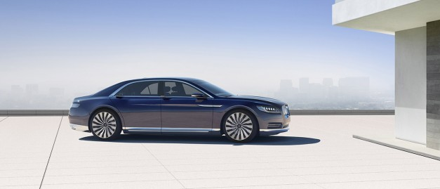 Lincoln reveals what could be the best looking modern model ever