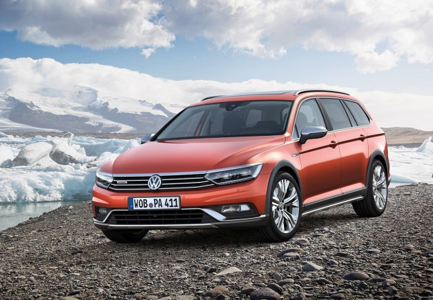2015 Geneva: Volkswagen's Passat Alltrack is for all roads…except ours