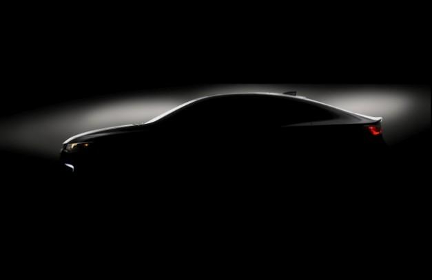Chevrolet teases the new 2016 Malibu ahead of New York