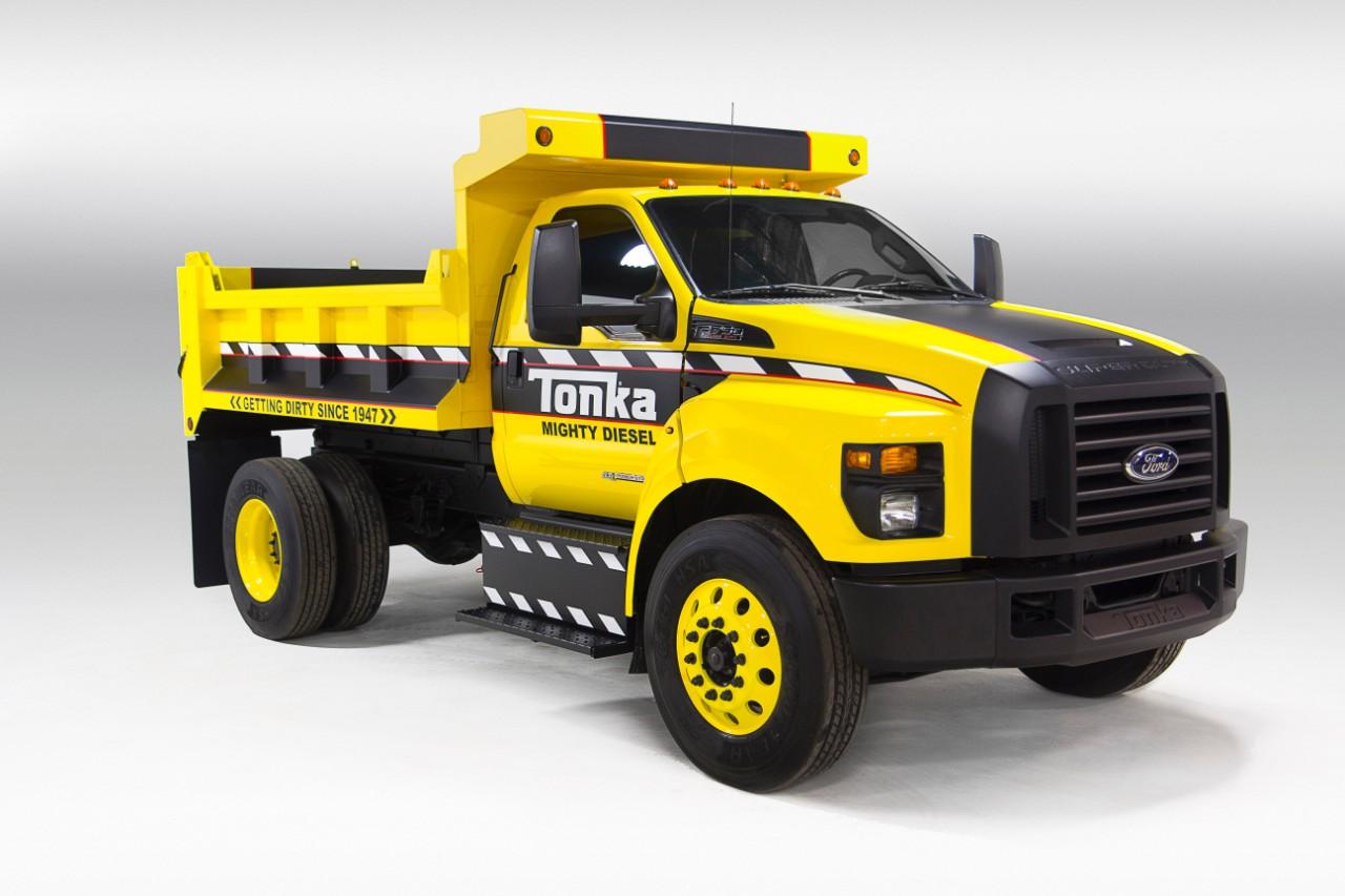 2016 Ford F 750 Tonka Dump Truck 5 Egmcartech
