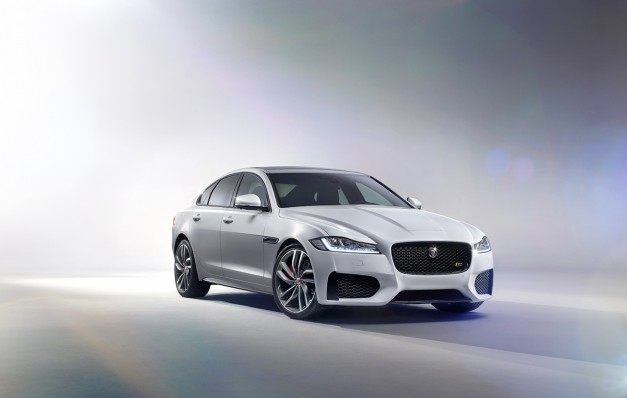 The all-new 2016 Jaguar XF is here before its New York debut