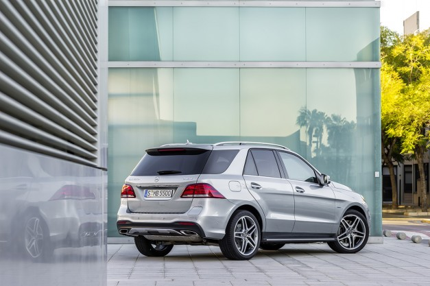 The Mercedes-Benz GLE is here to replace the ML