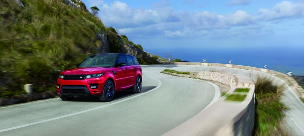 Land Rover to bring a Range Rover Sport HST limited edition model to the Big Apple