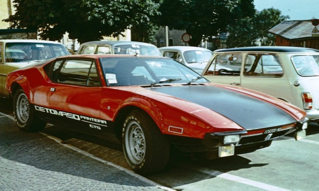 Report: Is De Tomaso getting a revival?