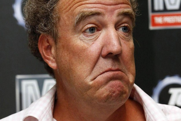 Report: Jeremy Clarkson's in the news again for his fracas–being sued for racial discrimination