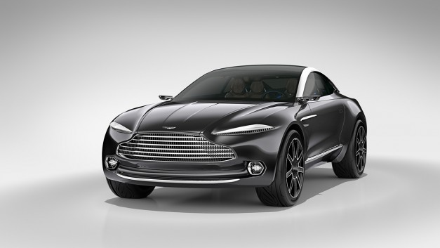 Report: Aston Martin planning a product blitz with seven new models