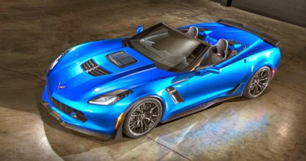 Meet the new 2015 Chevrolet Callaway Corvette Z06