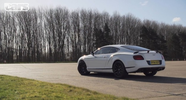 Video: Is the Bentley Continental GT3-R any good? Chris Harris finds out…