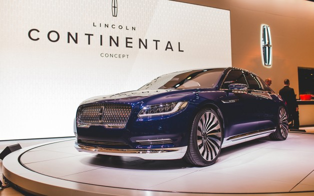 Report: The Lincoln Continental is scheduled to take a bow in Detroit