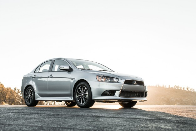 Report: Mitsubishi's working on their next Lancer