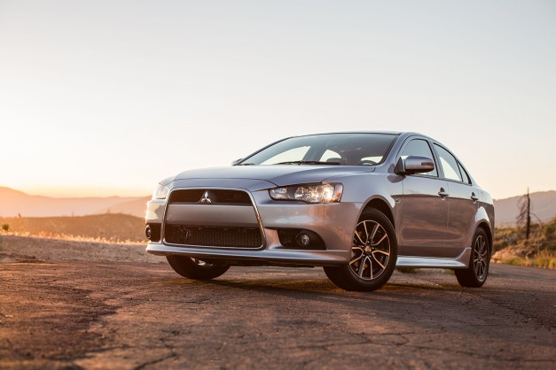 Report: A new Mitsubishi Lancer update is coming later this year