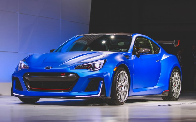 BREAKING REPORT: Subaru apparently confirms new BRZ STI