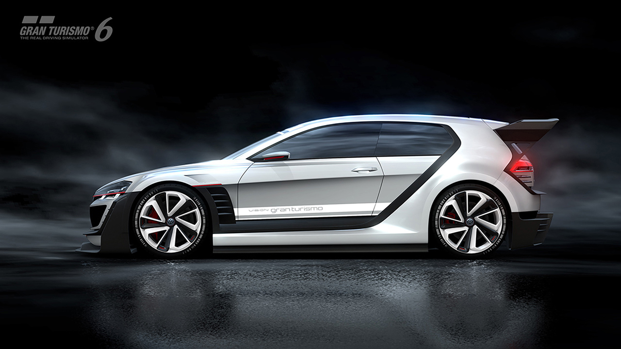 2015 volkswagen gti supersport vision gran turismo concept. Black Bedroom Furniture Sets. Home Design Ideas