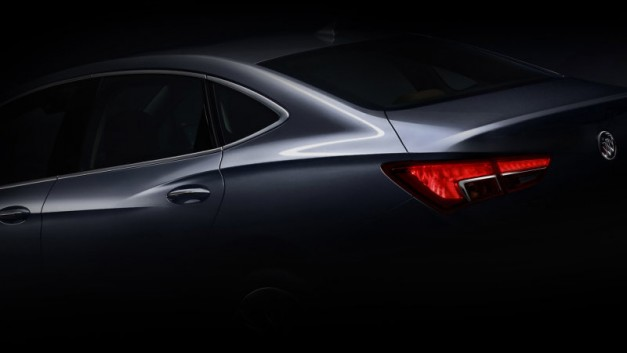 A new Buick Verano is coming, and it's heading to Shanghai