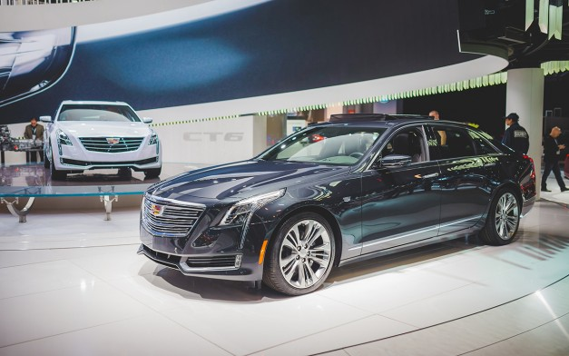 The 2016 Cadillac CT6 starts at $53,495, goes on sale next March