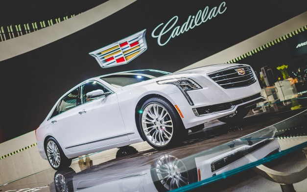 Report: Cadillac CT6 could be sent to the V finishing school