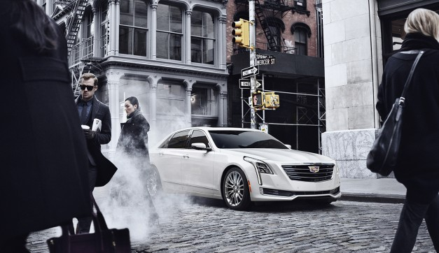 Report: Cadillac's to launch nine new or designed cars in the near future