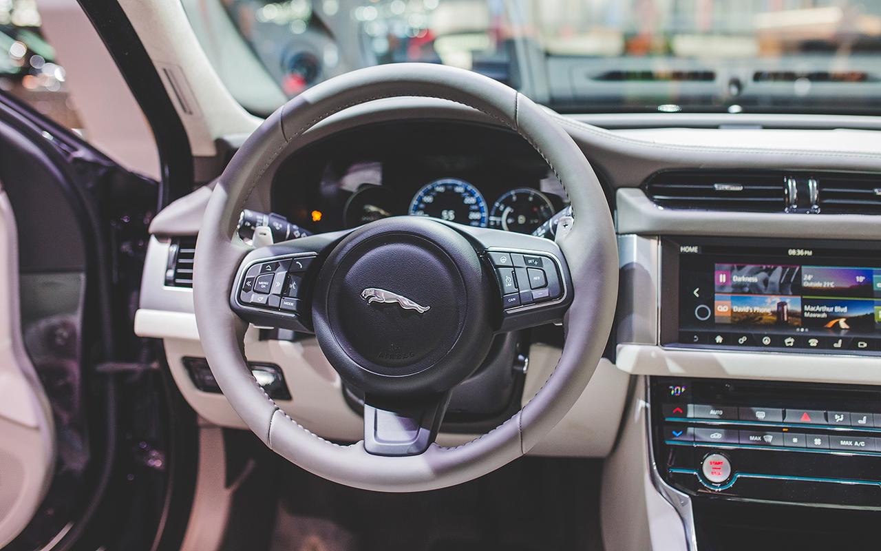 2016 Jaguar Xf 15 Egmcartech