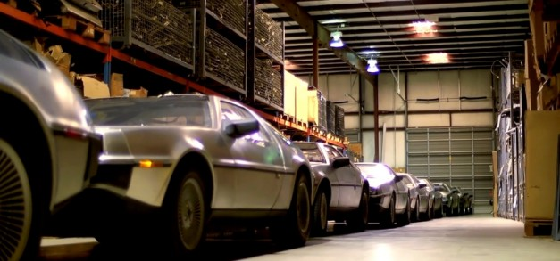 Video: You can still buy a brand-new DeLorean from the factory