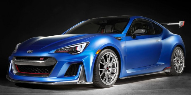 Spy Shot: Will Subaru finally be getting around to making a BRZ STI? They just might…