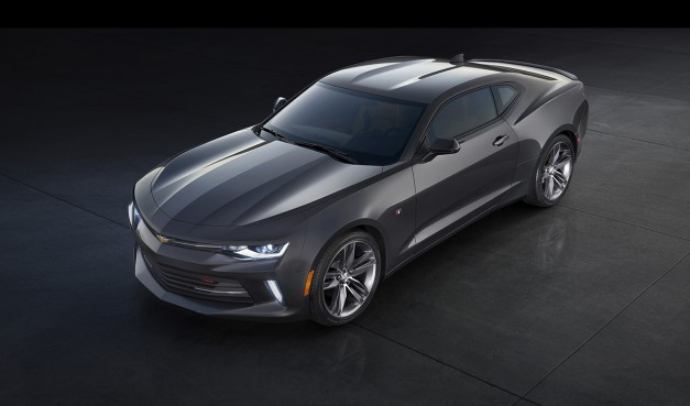 The new sixth generation 2016 Chevrolet Camaro – this is it