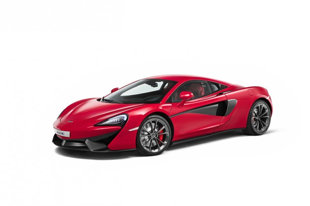 Report: A Porsche Cayman competitor from McLaren simply won't happen
