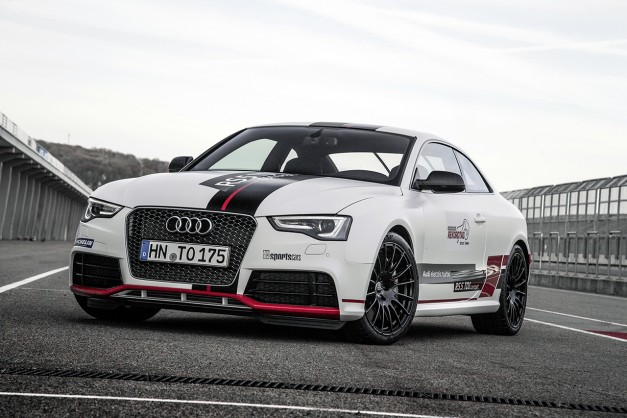 Audi sets some new diesel records