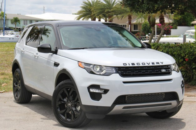Quick Drive: The 2015 Land Rover Discovery Sport by AutoNation