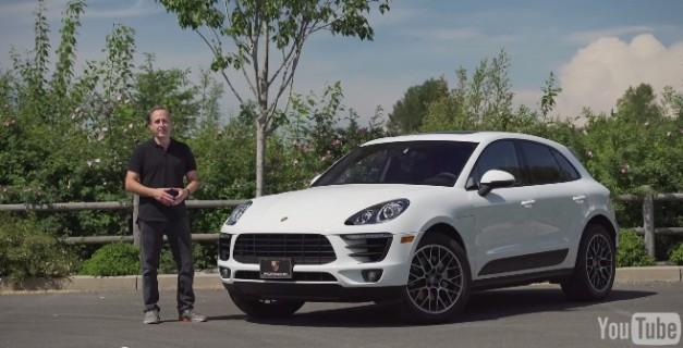 Video: 2015 Porsche Macan S Review by AutoNation