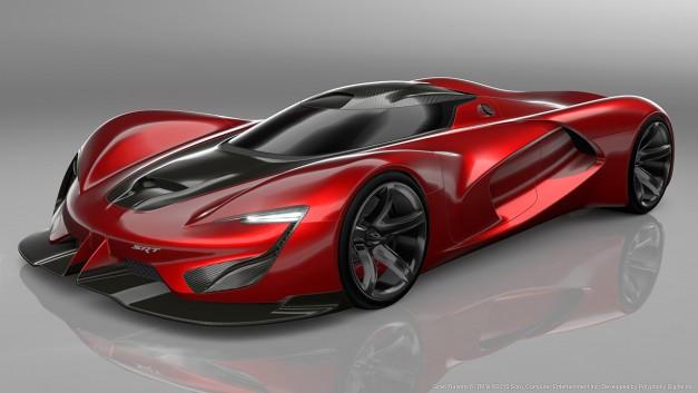 SRT reveals Tomahawk Vision Gran Turismo Concept