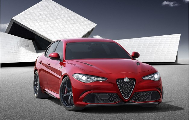 Report: The Alfa Romeo Giulia Quadrifoglio Verde to place as BMW M competitor