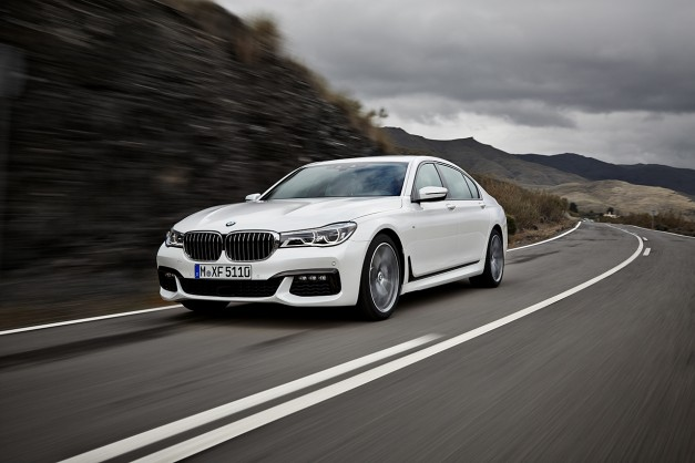 Report: BMW may defy all claims with an M Performance 7-Series