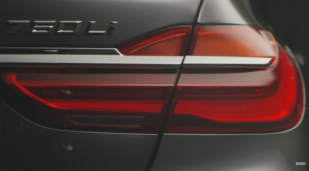 Video: BMW teases the new 2016 7-Series ahead of its debut on June 10th
