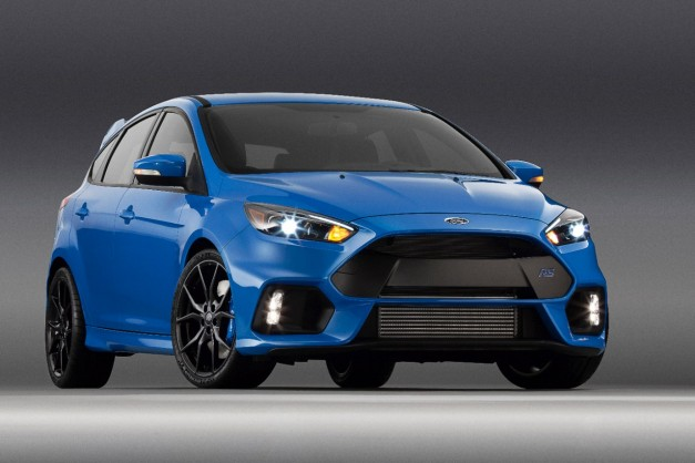 Ford boasts their new worldly Focus RS comes packed with 345hp w/ video