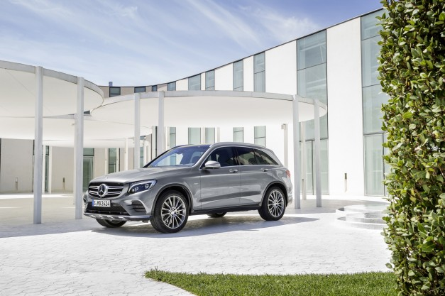 What does Mercedes-Benz want? To crossover everything!