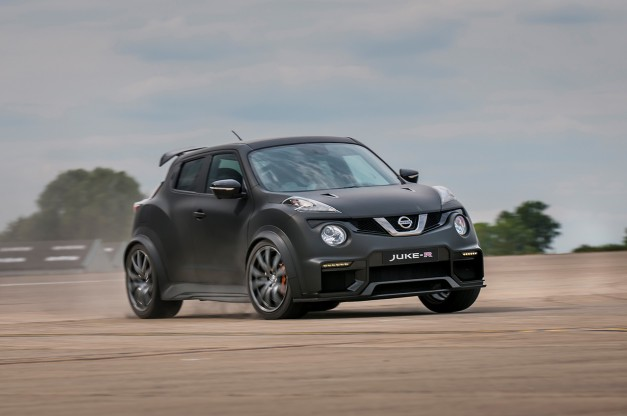 Nissan ups the Juke-R's ante with a version 2.0, at Goodwood w/ video