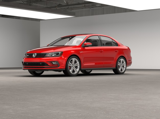 Volkswagen rolls out some changes for the 2016 Jetta GLI