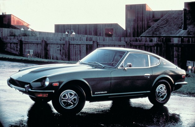 Report: The next Nissan Z to be more like original Datsun 240Z