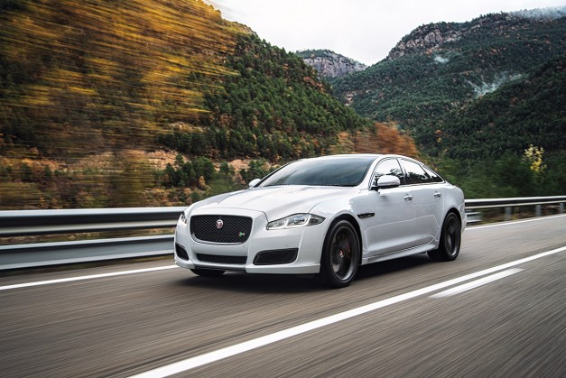 Report: A new next-generation Jaguar XJ flagship sedan could arrive by 2019